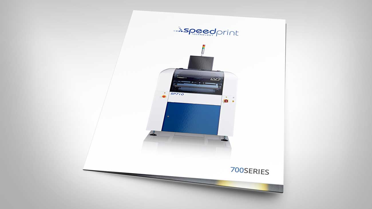 Speedprint Brochure